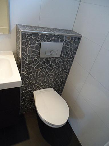 Badkamer Ideeen Mozaiek : Badkamer ideeen mozaiek renovatie met van