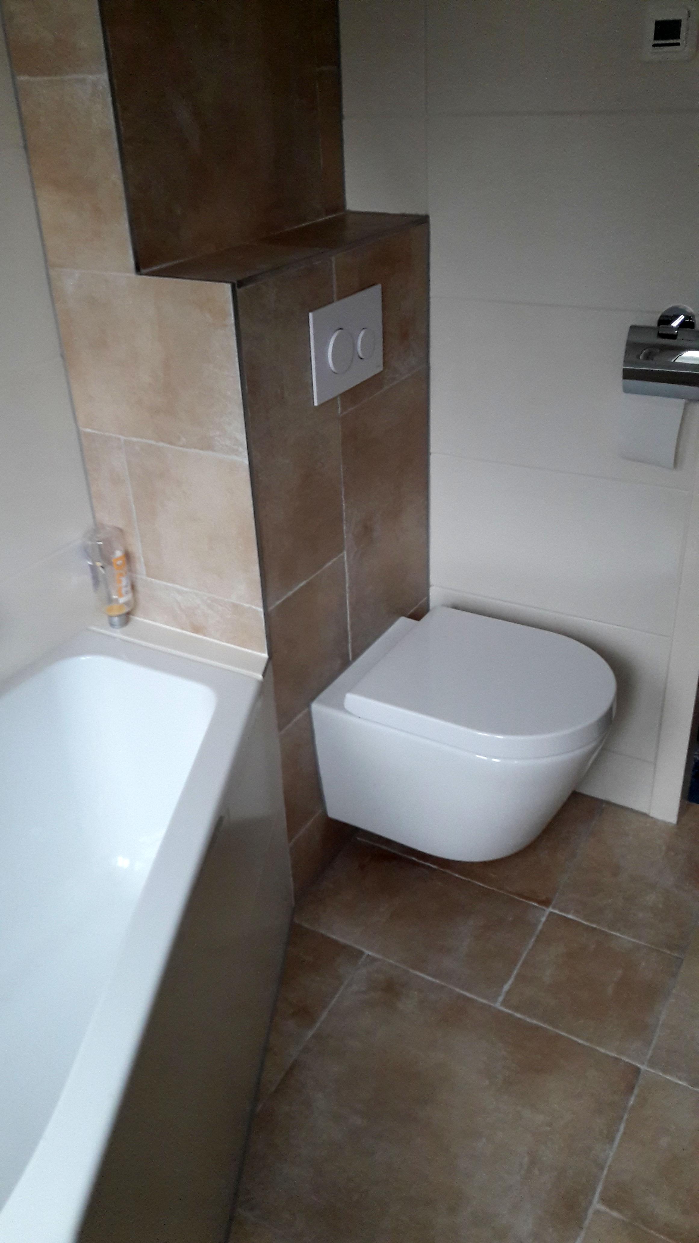 verbouwing badkamer -  u0026 39 romaans verband u0026 39