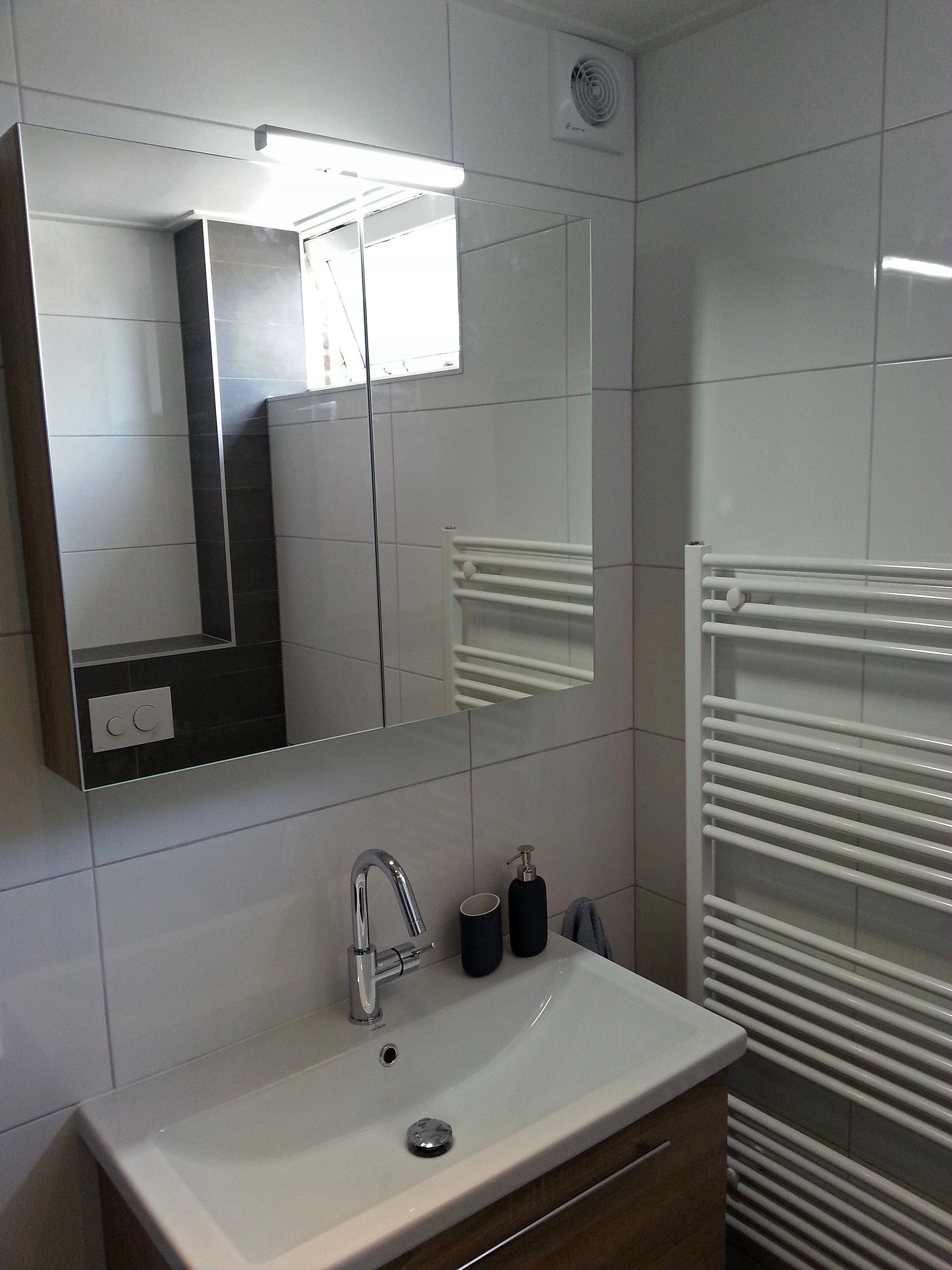 badkamerrenovatie ruime inloopdouche beterbert klusbedrijf